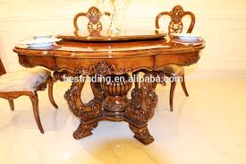 table rotating center designs solid wooden dining table with rotating centre buy solid