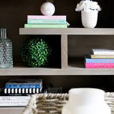 how to style your tv stand or console table pretty in the pines