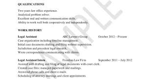 100 legal assistant resume template legal resume template