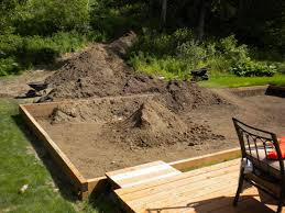 Backyard Sand The Quest For The Backyard Sand Volleyball Court Completing The