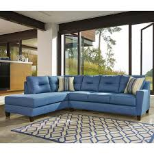 sectional pull out sofa benchcraft kirwin nuvella sectional with sleeper sofa u0026 left