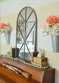 Easter Room Decorations by Spring And Easter Living Room Decor 2017 Craft O Maniac