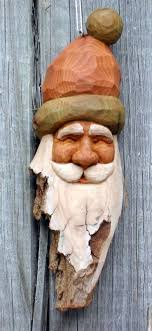 473 best santa carvings images on canes
