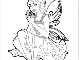 24 barbie fairy secret coloring pages fairy princesses