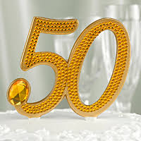 50th wedding anniversary cake toppers 50th wedding anniversary cake toppers