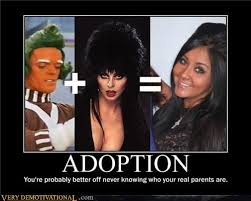 Snooki Meme - adoption very demotivational demotivational posters very