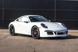 porsche 911 white 2015 porsche 911 gts for sale in colorado springs co