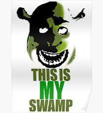 Meme Posters - shrek meme posters redbubble