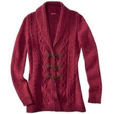 merona sweater merona s nep shawl collar cardigan sweater cardigans