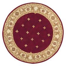Indoor Outdoor Round Rugs Decoration 8 Feet Round Area Rugs Room Rugs Cheap Floor Rugs