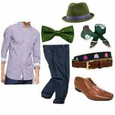 the unofficial dress code for men at the kentucky derby is to
