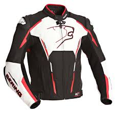 cheap motorcycle jackets for men bering leather suit bering storm r leather jackets black white