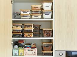 kitchen food storage cupboard 28 storage ideas for your entire home