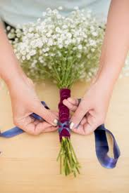 baby s breath bouquets diy baby s breath bouquet boutonniere the budget savvy