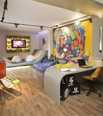 Best Interior Graffiti Images On Pinterest Architecture - Graffiti bedroom