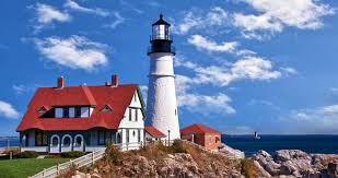 portland head light lighthouse 10 best maine lighthouses