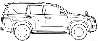 land cruiser prado car the blueprints com blueprints u003e cars u003e toyota u003e toyota land
