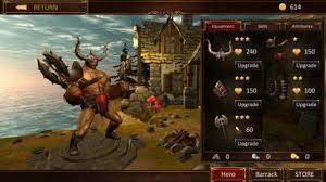 game mod apk data obb xperia game arena arc s pro demonrock war of ages no root offline