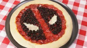 deadpool pepperoni pizza nerdy nummies youtube