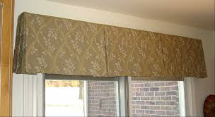 Kitchen Window Covering Ideas by Valances For Kitchen Windows Box Pleated Valance Posted In Curtain