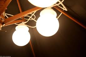 String Lights Garden by Large Vintage Hanging Globe Lights Low Voltage Gazebo Marquee Tent