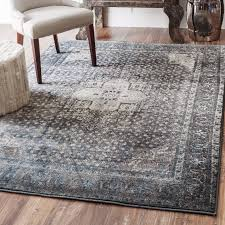 Blue Grey Area Rugs Mistana Pascoe Blue Grey Silver Area Rug Reviews Wayfair