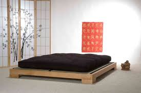 Japanese Low Bed Frame As Cool And Low Bed Frames Japanese Platform Bed Frame Home
