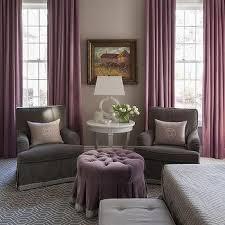 Purple Grey Curtains Purple Gray Curtains Design Ideas