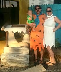 flintstones family halloween costumes 2015 halloween bash report jeans and a tank top