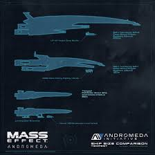 nomad mass effect mass effect andromeda tempest size comparison by
