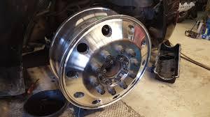 lexus rims for sale ebay steel 22 5 24 5 semi wheel 8 to 10 lug adapters 99 04 ford f 350