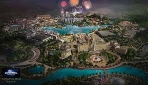 Universal Orlando Park Map by Coming Soon Best Theme Parks Of The Future Cnn Travel