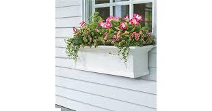 self watering planters u0026 garden beds plow u0026 hearth