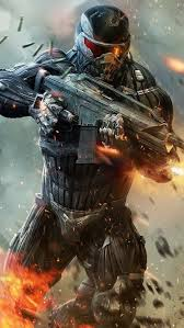 crysis 2 hd wallpapers crysis 2 shooter video game the iphone wallpapers