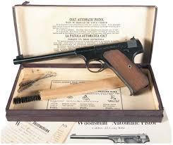 Woodsman Menu Colt Woodsman Pistol Firearms Auction Lot 1595