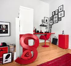 Black And Red Area Rugs by Wall Photo Frame Decoration Home Office Contemporary With Red And