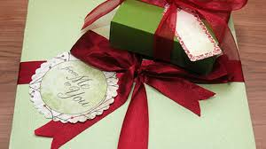 how to make hand made gift boxes diy crafts tutorial