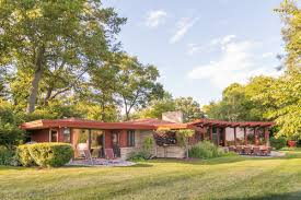 midcentury lakefront house beautifully restored asks 475k curbed