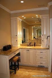 Single Sink Bathroom Vanity Bathroom Single Vanity Cabinets Bath Vanity With Tower Storage On