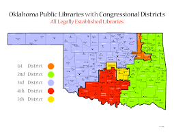 oklahoma map oklahoma libraries and systems maps ok dept of libraries