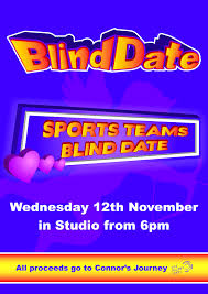 Charities For The Blind Charities Week Blind Date