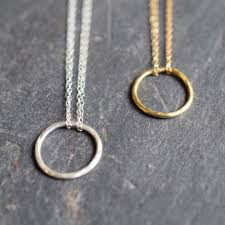 circle necklace silver sterling images Trust necklace mckinsey bamber jewelry jpg