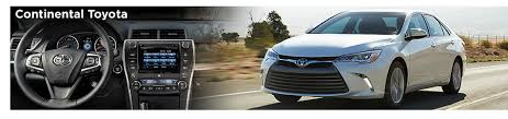 continental toyota used cars 2015 toyota camry model information serving chicago orland