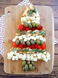 catchy collections of christmas tree appetizers fabulous homes