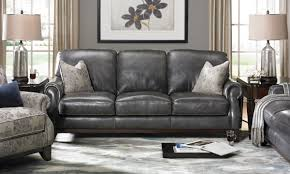 Gray Leather Sofa Awesome Gray Leather Sofa 89 About Remodel Modern Sofa Inspiration