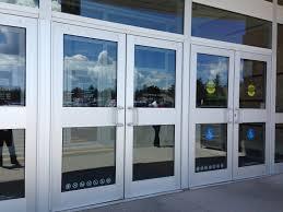 Commercial Exterior Doors by Mammoth Door Alumicor