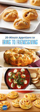 20 minute appetizers to bring to friendsgiving thanksgiving