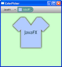 using javafx ui controls color picker javafx 2 tutorials and