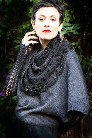 mobius scarf pattern cat bordhi infinity snoods to knit and crochet pattern
