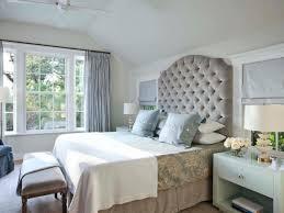 grey tufted wingback headboard doherty house elegant grey
